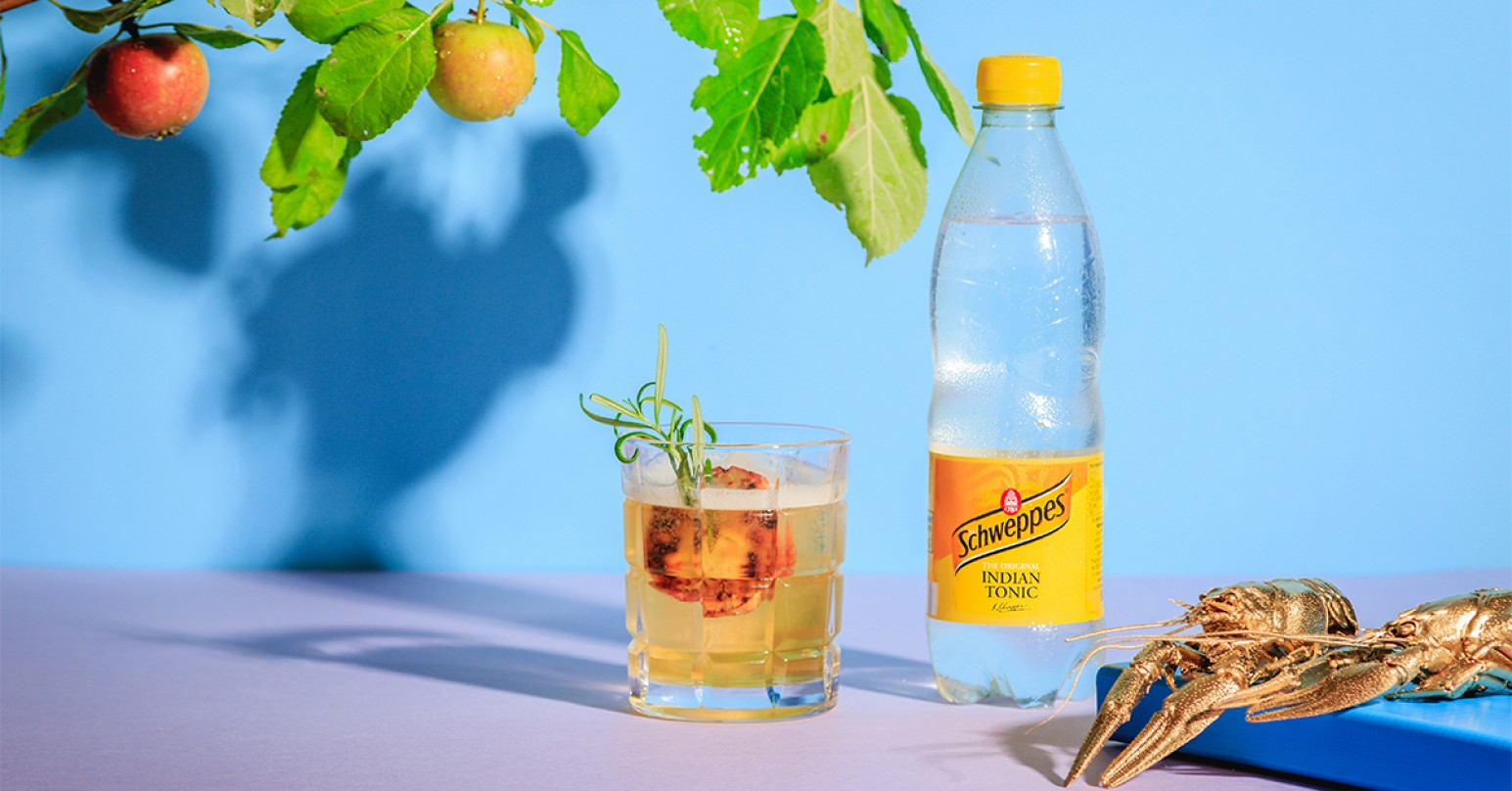 Schweppes GT Pomme